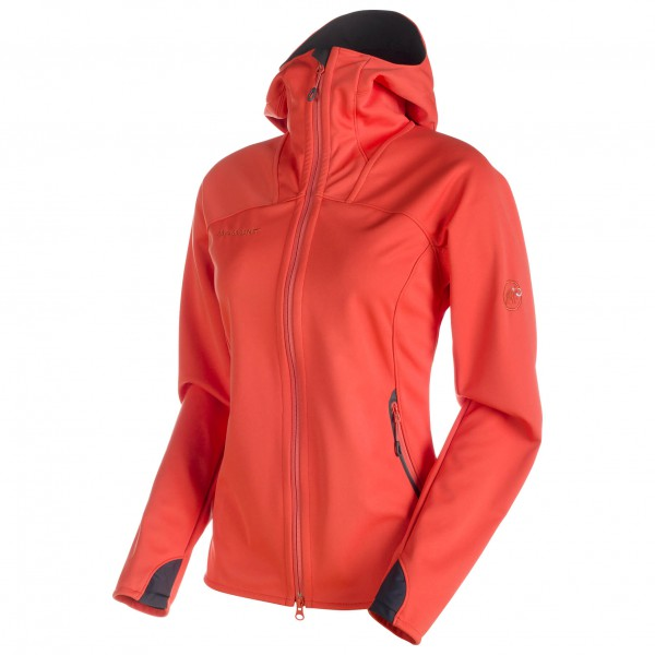 Mammut - Women's Ultimate Hoody - Softshelljacke