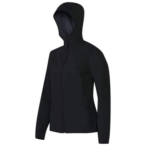 Mammut - Women's Ultimate Light SO Hooded Jacket