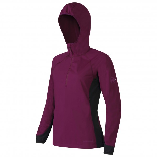 Mammut - Women's Wall SO Hoody - Överdragströjor softshell