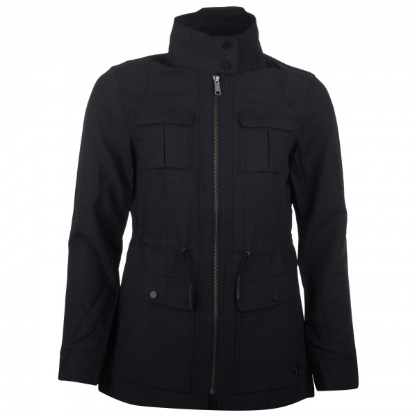 Alchemy Equipment - Women's Linen Blend Field Jacket - Casual jacket