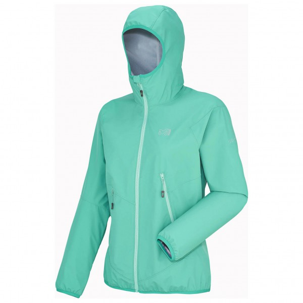 Millet - Women's Grepon WDS Light Hoodie - Softshell jacket