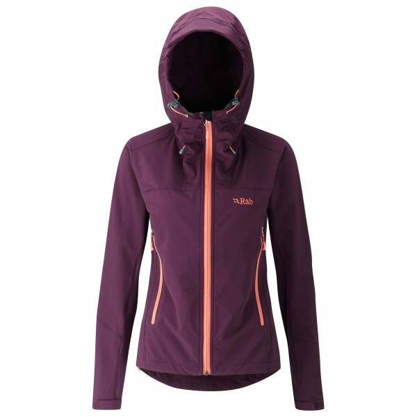 Rab - Women's Sawtooth Hoodie - Softshell jacket