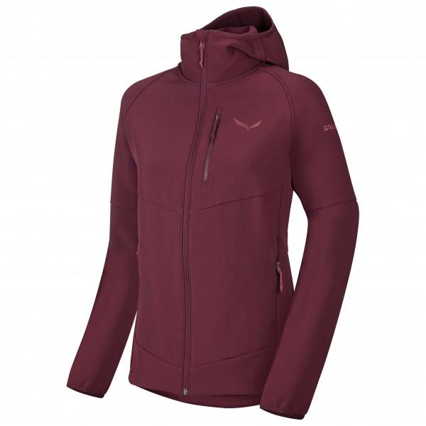 Salewa - Women's Puez SW FZ HDY - Softshell jacket