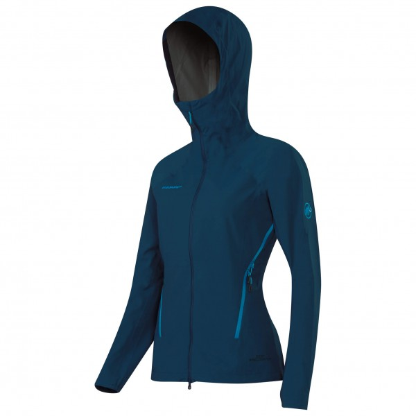 Mammut - Ultimate Alpine SO Hooded Jacket Women
