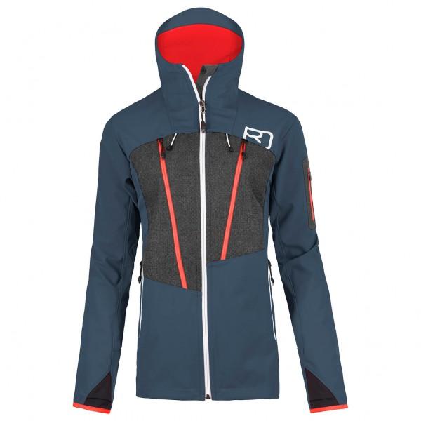 Ortovox - Women's NTC+ Pordoi Jacket - Softshelltakki