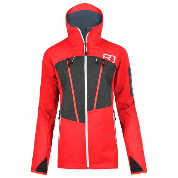 Ortovox - Women's NTC+ Pordoi Jacket - Softshell jacket