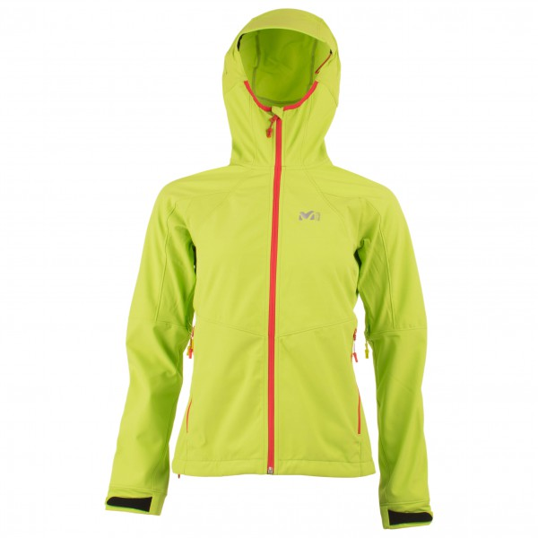 Millet - Women's Touring Shield Hoodie - Softshelltakki