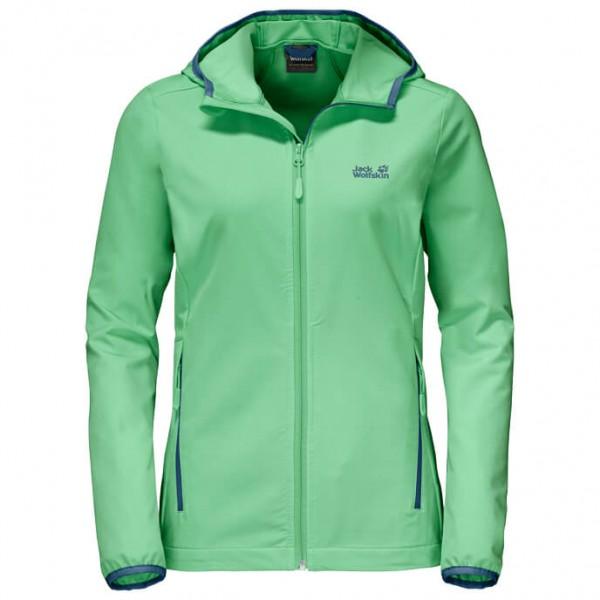 Jack Wolfskin - Turbulence Jacket Women - Softshell jacket