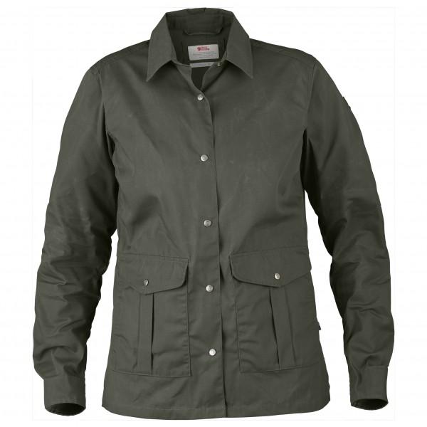 Fjällräven - Women's Greenland Shirt Jacket - Fritidsjacka