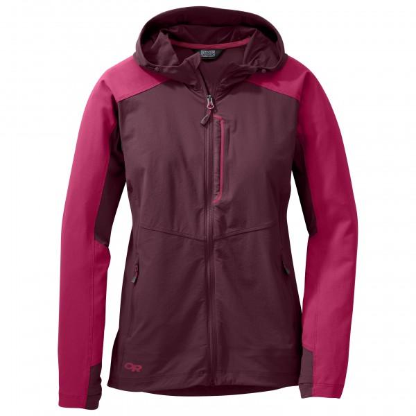 Outdoor Research - Women's Ferrosi Hooded Jacket - Softshell jacket