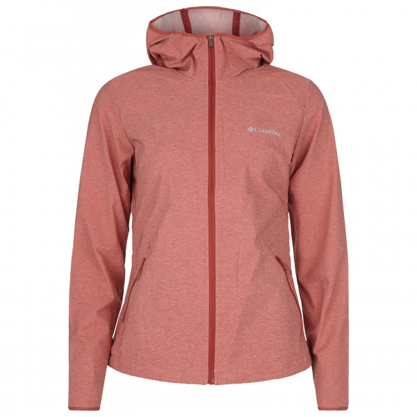 Columbia - Women's Heather Canyon Softshell Jacket - Softshell jacket