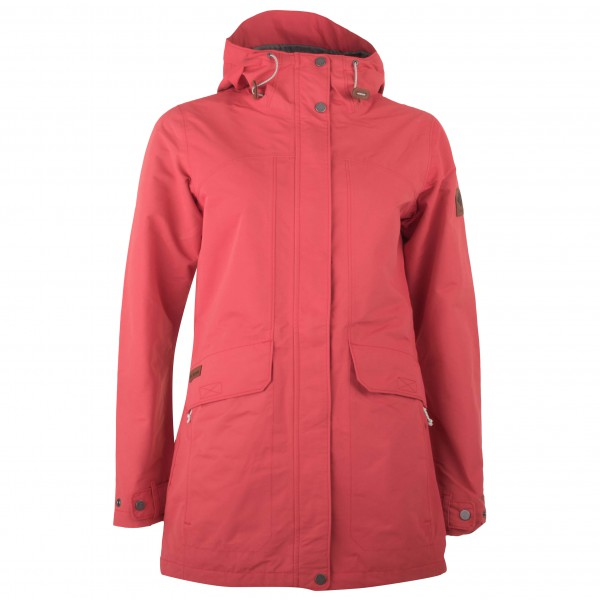 Columbia - Women's South Canyon Long Hooded Jacket - Casual jacket