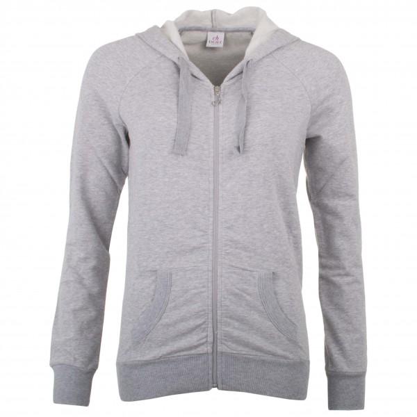 Deha - Women's Active Zip Hoodie Stretch Fleece - Sweat- & träningsjacka