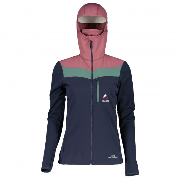 Maloja - Women's BilbaoM. Ski Mountaineering Jacket - Softshelljack