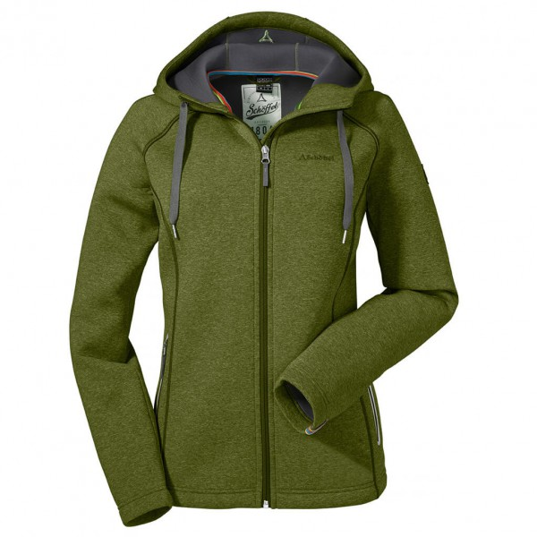 Schöffel - Women's Fleece Hoody Tingri - Softshell jacket