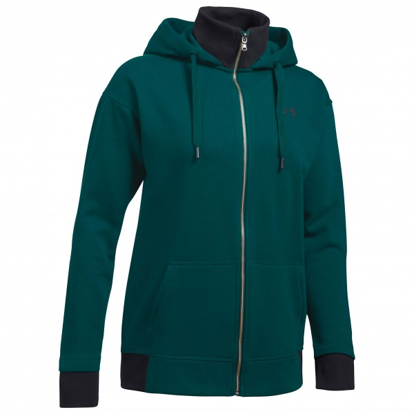 Under Armour - Women's Threadborne Full Zip - Svetari ja treenitakki