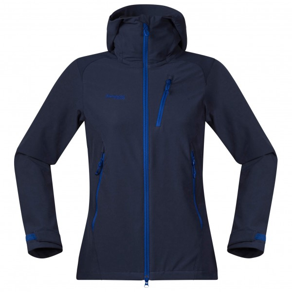 Bergans - Women's Cecilie Mountaineering Jacket - Softskjelljakke