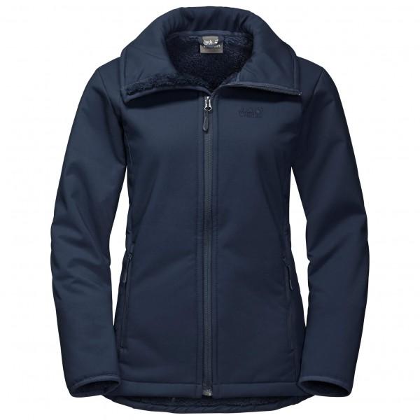 Jack Wolfskin - Women's Rock Valley - Softshell jacket