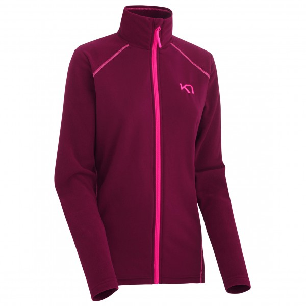 Kari Traa - Women's Kari F/Z Fleece - Sweat- & träningsjacka