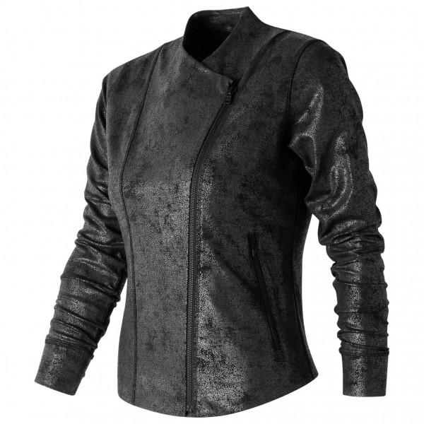 New Balance - Women's Bomber Jacket Printed - Sweat- & træningsjakke