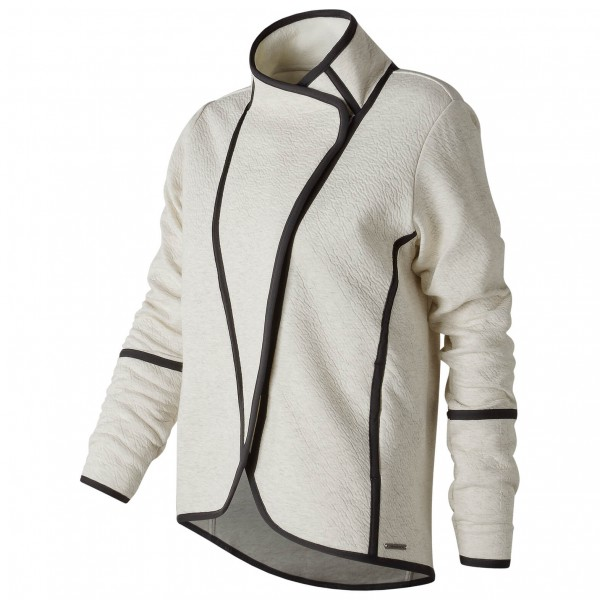 New Balance - Women's En Route Knit Jacket Soli - Training jacket
