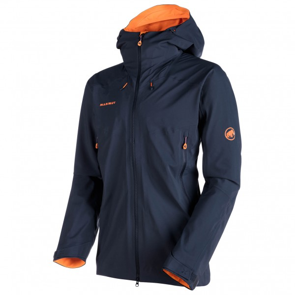 Mammut - Ultimate Eisfeld Softshell Hooded Jacket Women