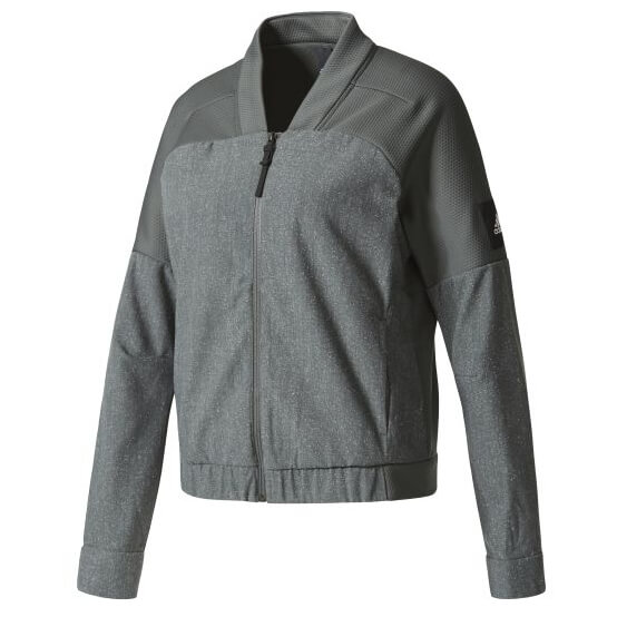 adidas - Women's Mix Up Bomber - Training jacket