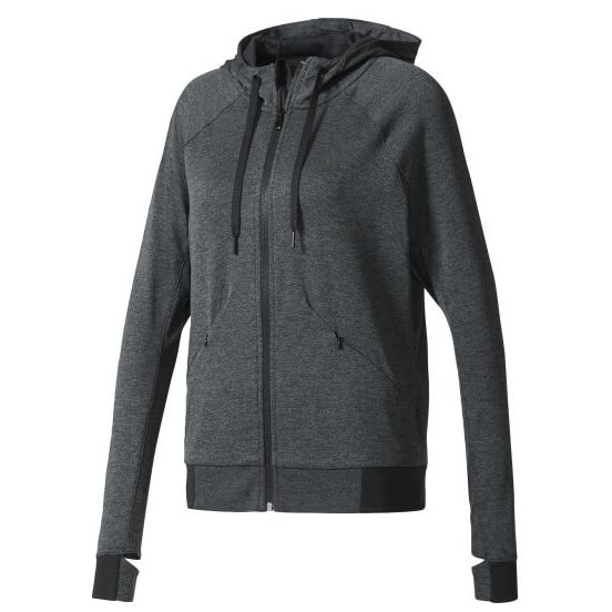 adidas - Women's Performance Full-Zip Hoody A - Training jacket