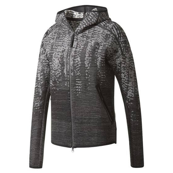 adidas - Women's ZNE Pulse KN Hoody - Training jacket