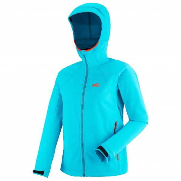 Millet - Women's Touring Shield Hoodie - Veste softshell