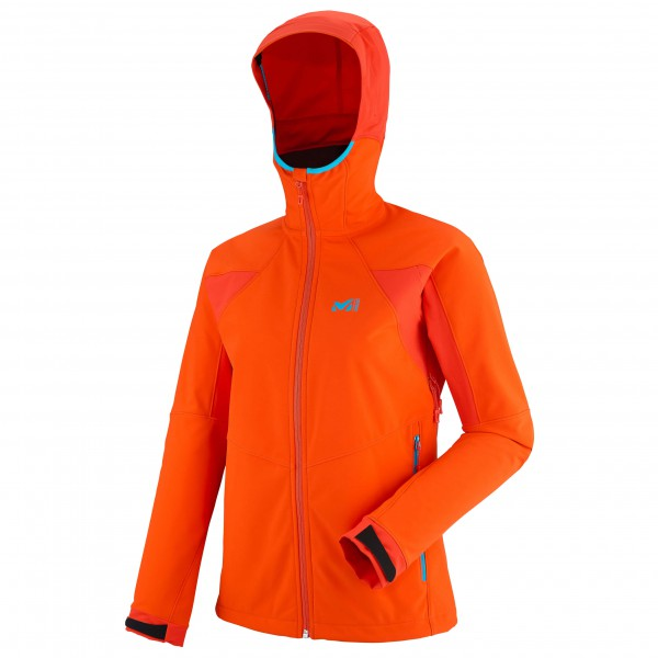 Millet - Women's Touring Shield Hoodie - Softshell jacket