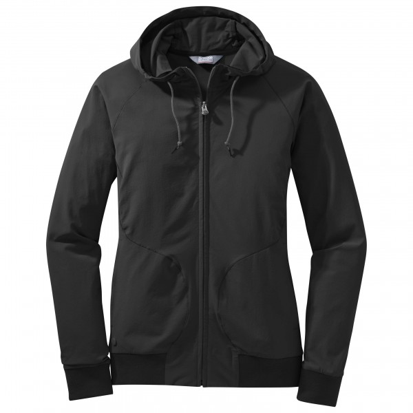 Outdoor Research - Women's Ferrosi Crosstown Hoody - Softshelljack