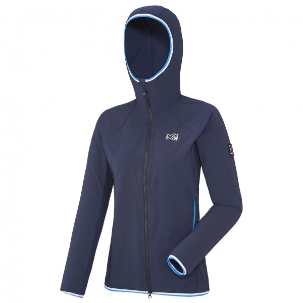Millet - Women's LD Trilogy Cordura Hoodie - Softshell jacket