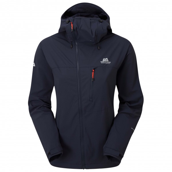 Mountain Equipment - Women's Squall Hooded Jacket - Softshell jacket
