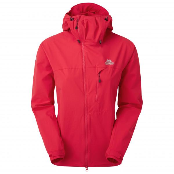 Mountain Equipment - Women's Squall Hooded Jacket - Softshelljacka