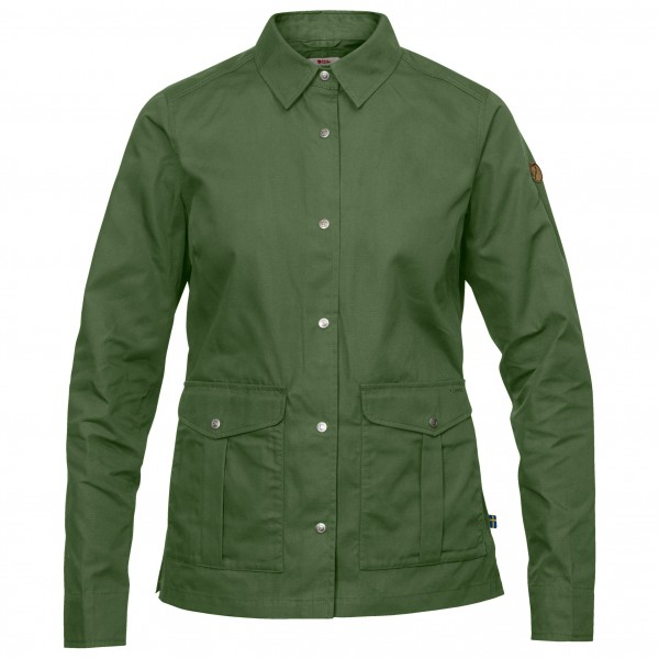 Fjällräven - Women's Greenland Shirt Jacket - Casual jacket