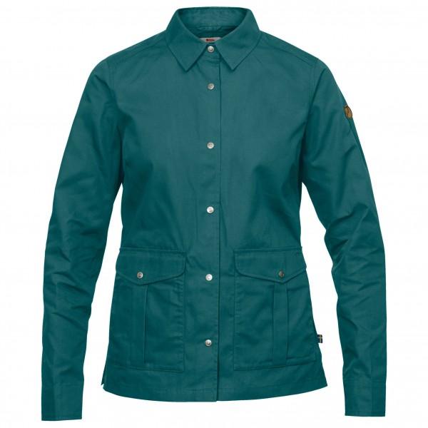 Fjällräven - Women's Greenland Shirt Jacket - Fritidsjakke