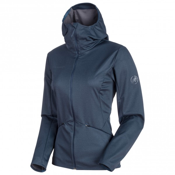 Mammut - Ultimate V Tour SO Hooded Jacket Women