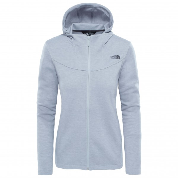 The North Face - Women's Slacker High Collar Fullzip - Svetari ja treenitakki