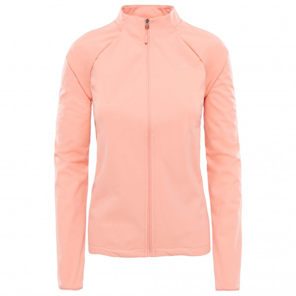 The North Face - Women's Inlux Softshell Jacket - Fritidsjacka