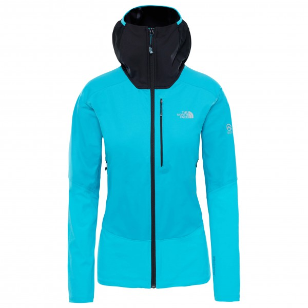The North Face - Women's Summit L4 Windstopper Hybrid Hoody - Softshell jacket