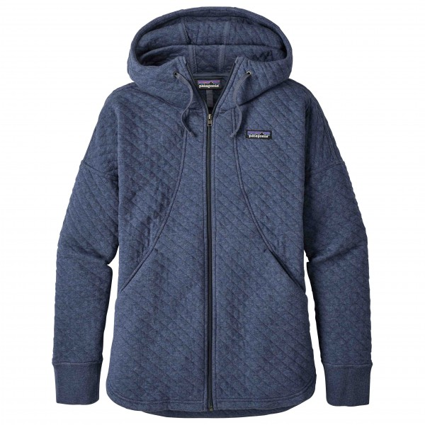 Patagonia - Women's Cotton Quilt Hoody - Chaqueta sport