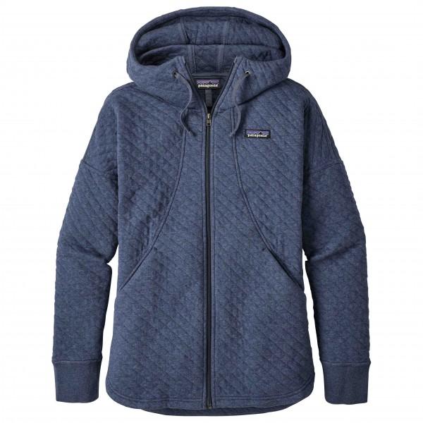 Patagonia - Women's Cotton Quilt Hoody - Freizeitjacke
