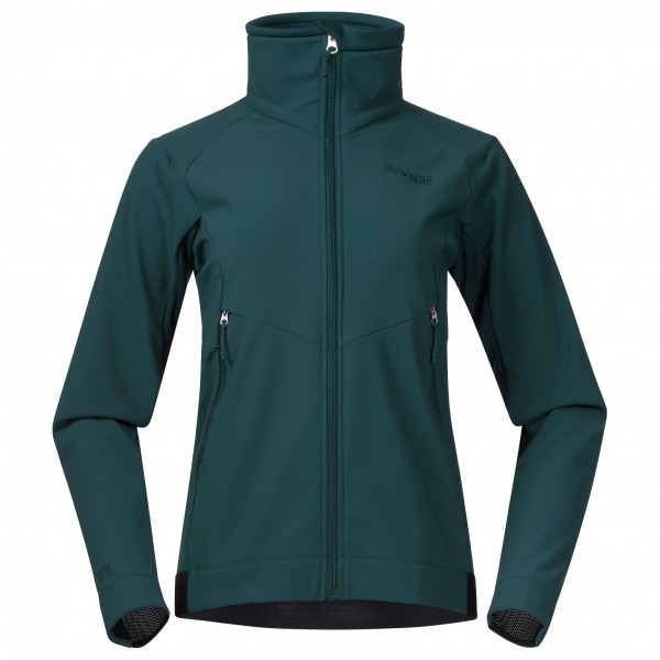 Bergans - Women's Slingsby Softshell Hybrid Jacket - Softskjelljakke