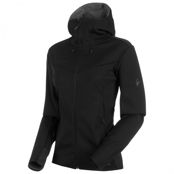 Mammut - Women's Ultimate V So Hooded Jacket - Softshelljacke