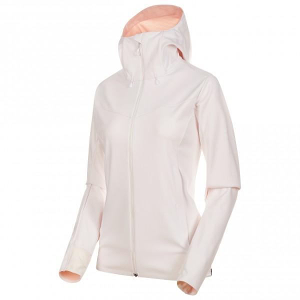 Mammut - Women's Ultimate V So Hooded Jacket - Softshelltakki
