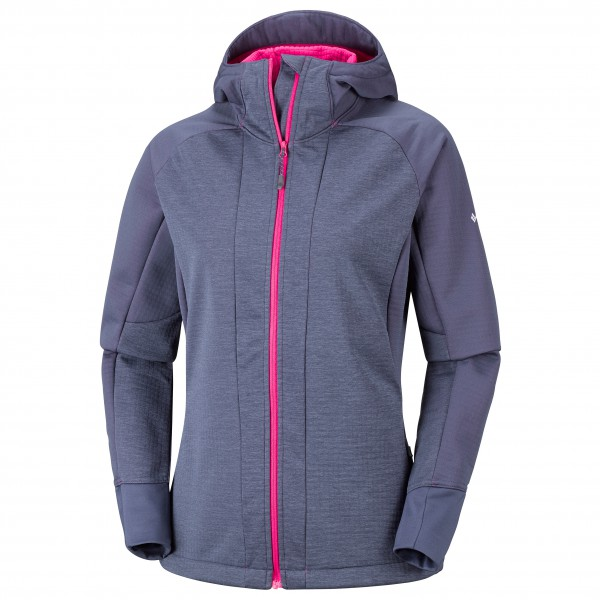 Columbia - Women's Steel Cliff Hooded Softshell Jacket - Chaqueta softshell