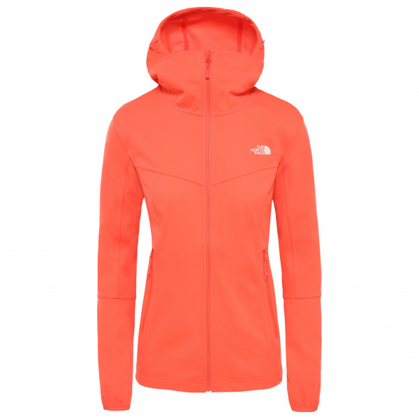 The North Face - Women's Hikesteller Softshell Hoodie - Softskjelljakke