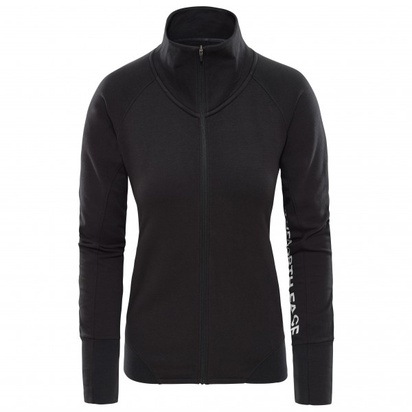 The North Face - Women's Train N Logo Full Zip