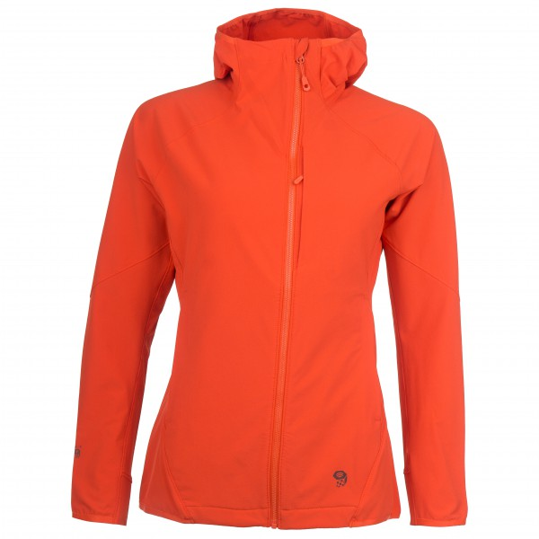 Mountain Hardwear - Women's Chockstone Hoody - Softshell jacket